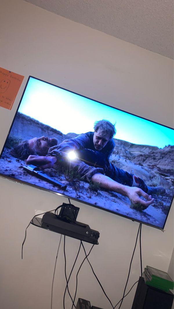 55 inch 4K Samsung tv