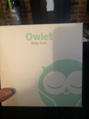Owlet babycare (smartsock2) for Sale in Centreville, VA