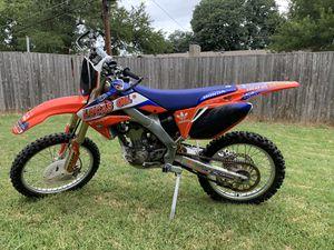 Honda CRF250R Motorcross Motorcycle 2006 for Sale in Irving, TX