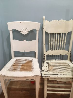 2 beautiful antique chairs for Sale in St. Louis, MO