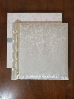 Wedding Guest Book by Burnes for Sale in Rochester,  NY