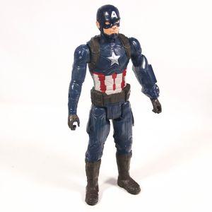 "12"" Captain America Avengers Marvel Comics 2018 Hasbro Action Figure Model Toy for Sale in Mesa, AZ"