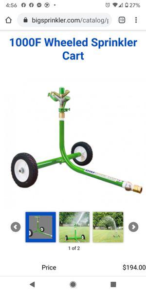 Big Sprinkler - 1000F Anniversary Model for Sale in Lombard, IL