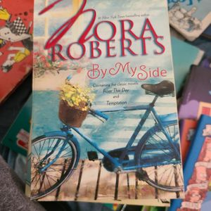 By My Side: From This Day & Temptation, Nora Roberts, Paperback for Sale in Kent, WA