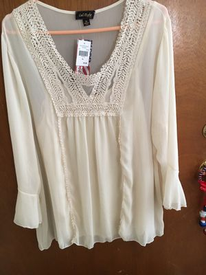 Bridal Ivory Lace Ensemble for Sale in Buckhannon, WV