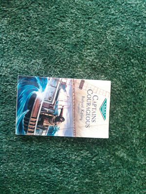 Captains Courageous,book for Sale in Hoquiam, WA