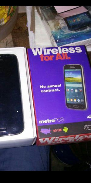 Samsung galaxy avant by metro pcs for Sale in Covington, GA