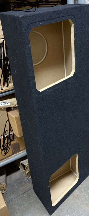 speaker box for Sale in Vero Beach, FL
