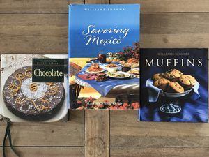 Williams-Sonoma, Cooking Light, Food & Wine, SouthernLiving, Lecreuset cookbooks and more for Sale in Denver, CO