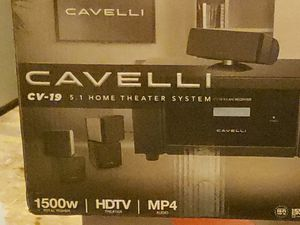 Cavelli Home Theater System for Sale in Washington, DC