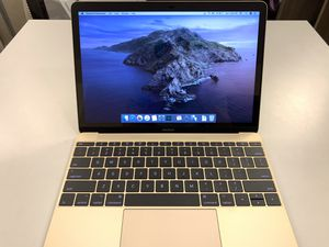 MacBook, A1534, 2017, Retina 12 inch, 1.3GHz Dual-Core Intel Core i5, 8GB 1867MHz LPDDR3, 512GB for Sale in Los Angeles, CA