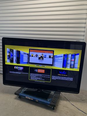 "Sharp aquos Quattron 60"" In lcd tv/ for Sale in The Colony, TX"