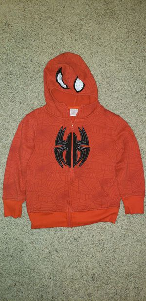 Spiderman Marvel little boys costume hoodie for Sale in Watauga, TX