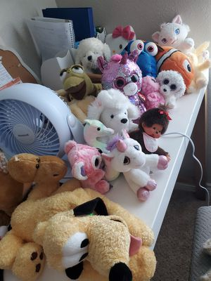 ADORABLE STUFFED TOYS for Sale in La Verne, CA