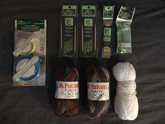 Knitting Set for Sale in Denver, CO
