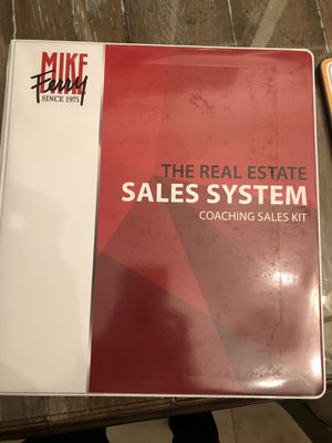 Mike Ferry Real Estate Coaching Sales Kit for Sale in Azusa, CA