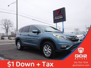 2015 Honda CR-V for Sale in Detroit, MI