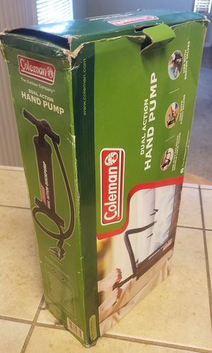 Coleman Manual Air Pump for Sale in Madera, CA