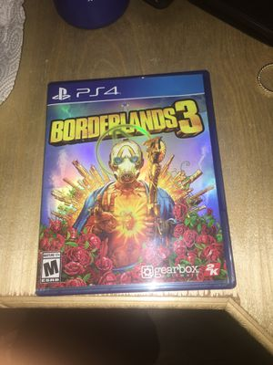 Borderlands 3 for Sale in Traverse City, MI