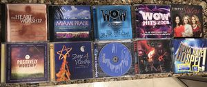 CD Worship Music $1 each for Sale in Smyrna, TN