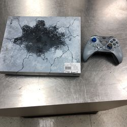 Xbox One X Gears Of War Limited Edition for Sale in Mableton,  GA