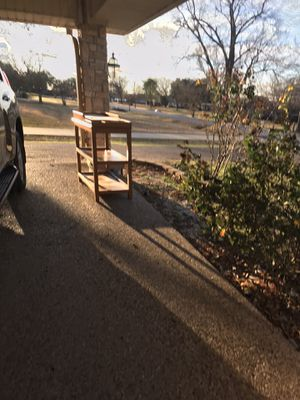 Free wooden Changing table for Sale in Waxahachie, TX
