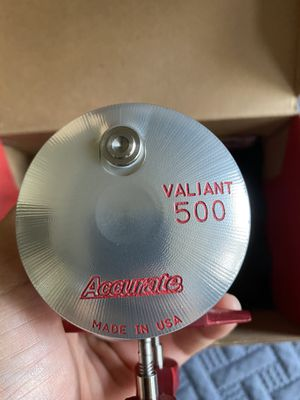 Fishing. Reel. Accurate valiant 500 for Sale in Stanton, CA