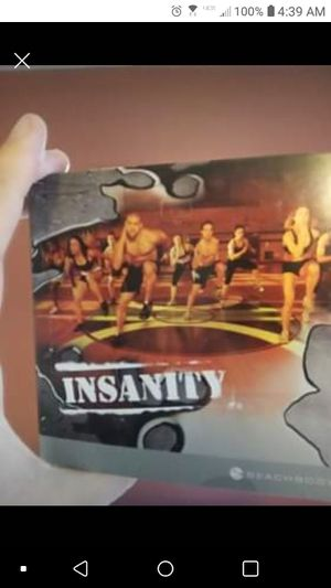 Insanity for Sale in Mount Vernon, OH