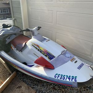 1996 Yamaha Wave Raider for Sale in Scotts Valley, CA