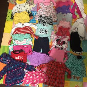 Baby Girls Clothes (12-18 Months). for Sale in Westminster, CA