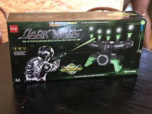 dark wars shooting game glow in the dark for Sale in Cleveland, OH