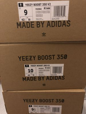 Adidas Yeezy Boost 350 Citrin/ Cloud White for Sale in New York, NY