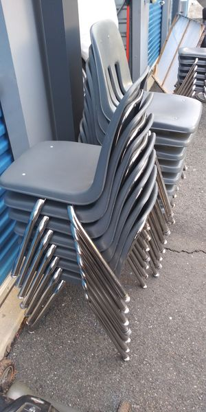 Student Classroom chairs . $10.00 for one for Sale in Alexandria, VA