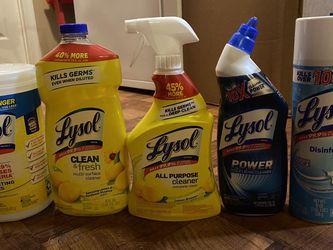 Lysol Bundle for Sale in Gaithersburg,  MD