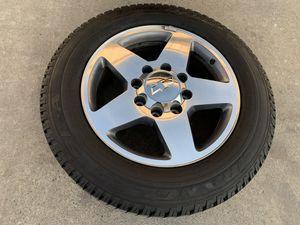 "20"" Chevy Silverado Spare wheel 2500 HD 2500HD GMC Sierra 3500 Rim for Sale in Rio Linda, CA"