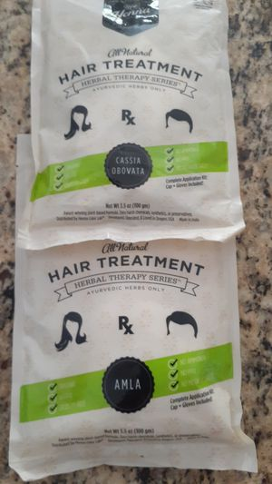 Henna Color Lab all natural hair treatments for Sale in Simi Valley, CA