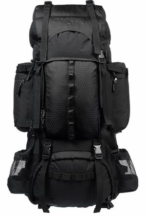 75L Internal frame Hiking Backpack with Rainfly for Sale in Leander, TX