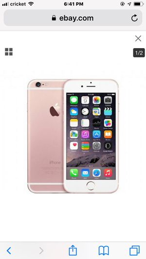 iPhone 6 for Sale in Bettendorf, IA