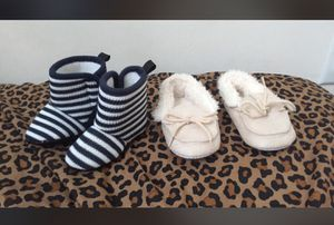 Baby crib shoes for Sale in Jersey City, NJ
