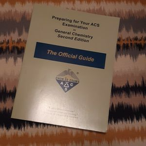 ACS Exam General Chemistry 2nd Edition Guide for Sale in Fairfax, VA