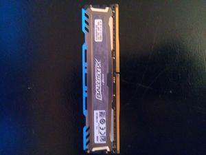 16 GB DDR4 1X16 RAM $60 CASH ONLY PRICE IS FIRM. for Sale in San Bernardino, CA
