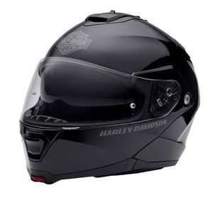 Brand New Gloss Black Harley Davidson Modular Motorcycle Helmet for Sale in North Bethesda, MD