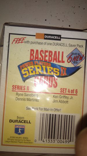 (Rare) Baseball card 16 of 24 Series for Sale in College Park, GA