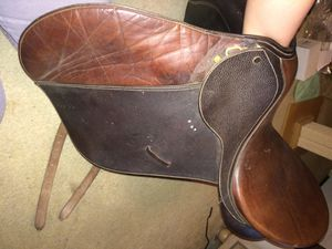 Caprilli by Bates English Saddle for Sale in Morgantown, WV