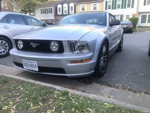 Mustang 2008 convertible Automatic for Sale in Fairfax Station, VA