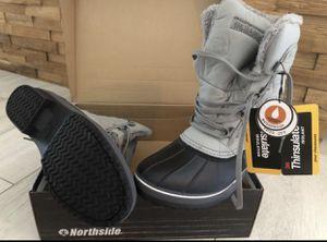 New price $70> Northside | size 9 women |winter/snow boot | black/gray for Sale in Miami, FL
