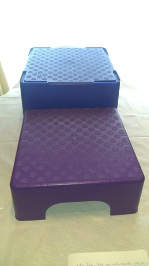 Fanny lifter step set exercise steps for Sale in Wakeman, OH