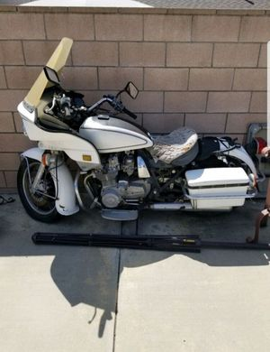 Cop Motorcycle (early 90s) for Sale in Whittier, CA