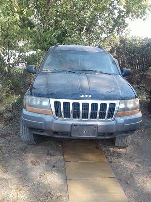 02 Jeep Grand Cherokee Laredo for Sale in Dallas, TX