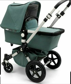 LIKE NEW Bugaboo Cameleon 3 Stroller - Limited Edition - Kite + Car Seat Adapter for Sale in Marysville, WA